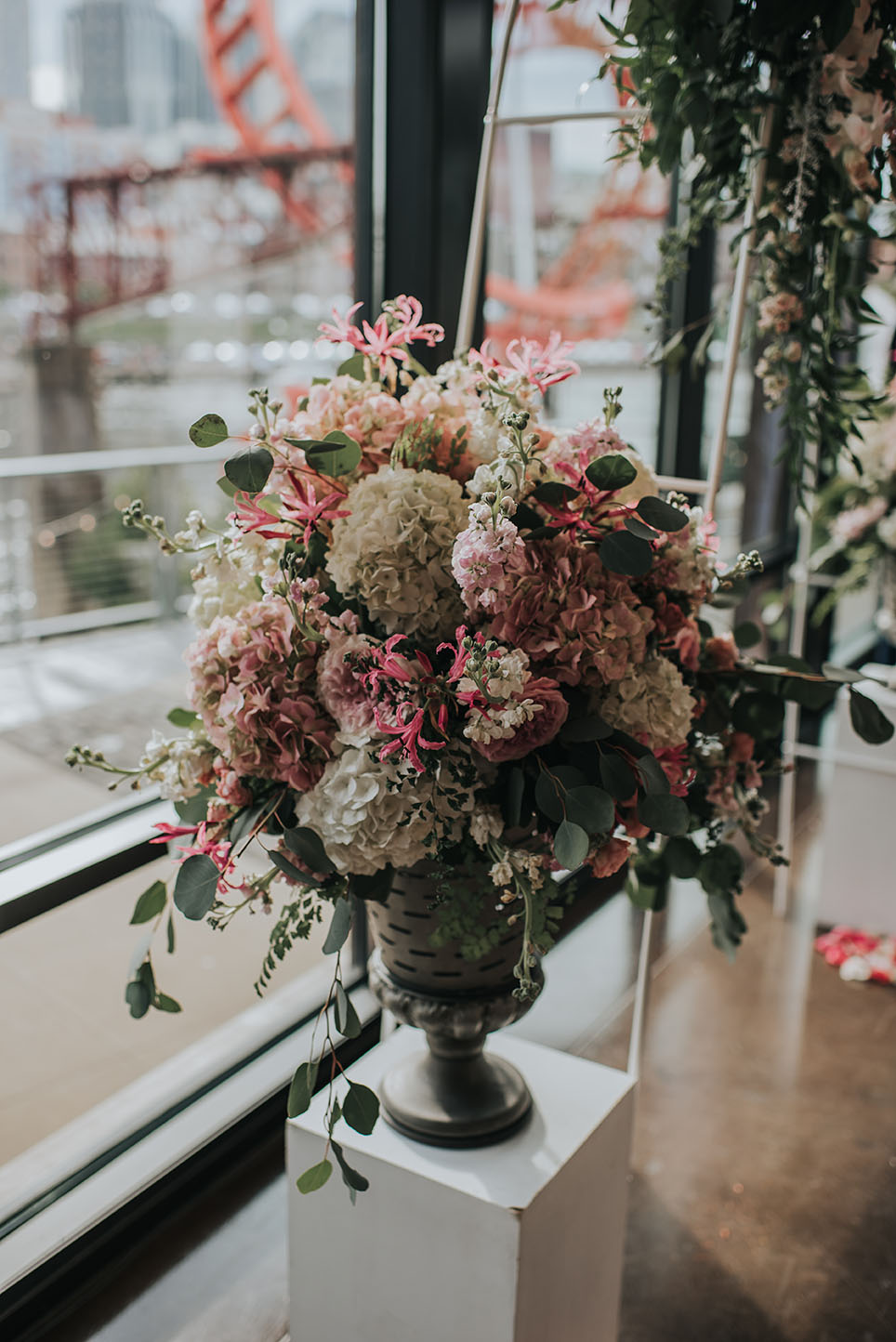 Our Favorite Spring Wedding Ceremony Altars Aisles Infinity Hospitality